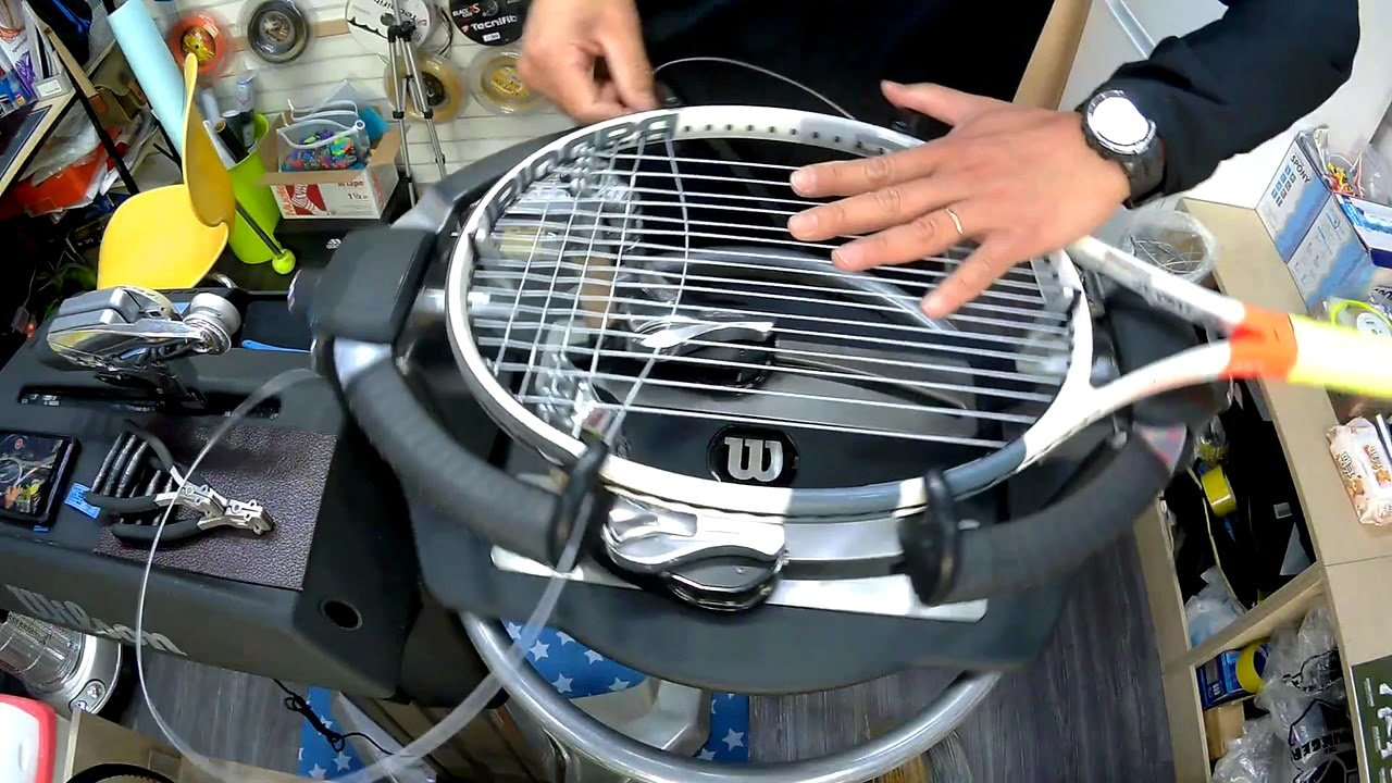 racordare rachete de tenis2