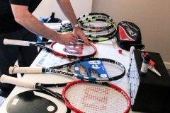 logo rachete de tenis